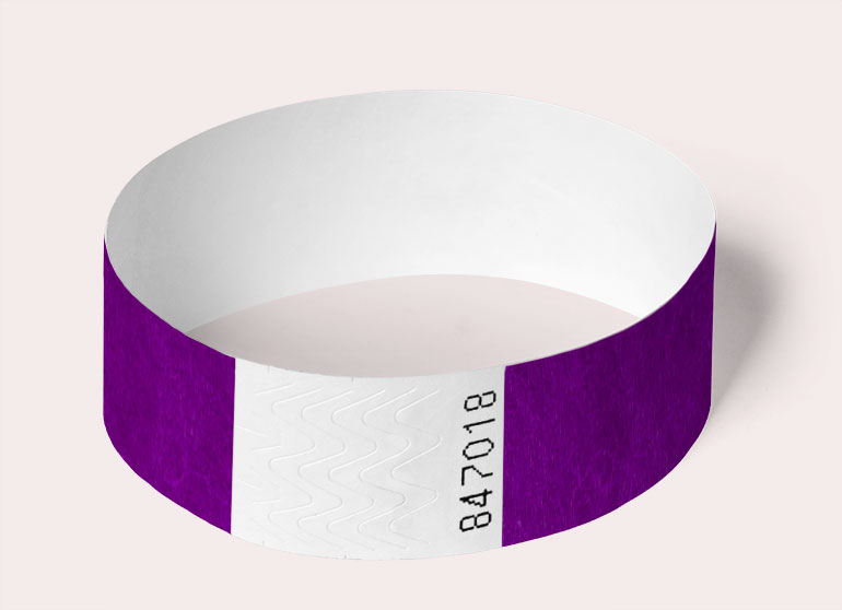 wristband-round-purple